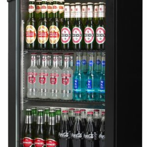 Autonumis Popular RFC00001 Single Door Bottle Cooler (Hinged Door)-0