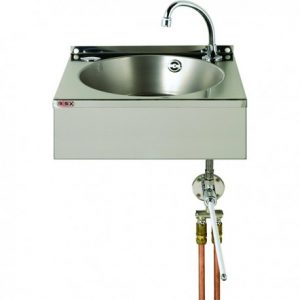 Basix WS4-KVS Knee Operated Hand Wash Basin
