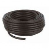 30m 1/2'' Black Braided PVC Hose-0