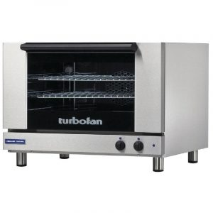 Blue Seal Turbofan E27M3 Manual Electric Convection Oven