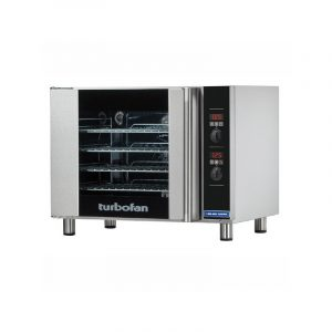Blue Seal Turbofan E31D4 Digital Electric Convection Oven