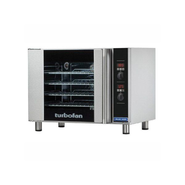 Blue Seal Turbofan E31D4 Digital Electric Convection Oven