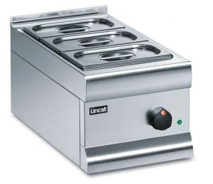 Lincat BM3 Silverlink 600 Bain Marie Base Unit (Electric)