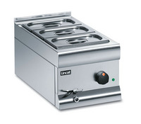 Lincat BM3W Silverlink 600 Wet Heat Bain Marie Base Unit (Electric)-0