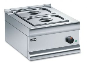 Lincat BM4 Silverlink 600 Dry Heat Bain Marie Base Unit (Electric)