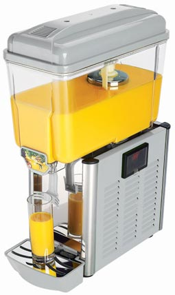 Interlevin LJD1 Stainless Milk / Juice Dispenser