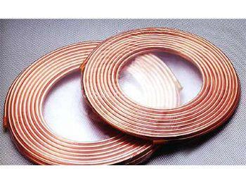 15m 1/4'' Copper Pipe-0
