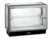 Lincat D3H/75 Seal Rectangular Front Heated Food Merchandiser-0