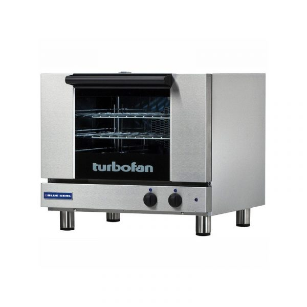 Blue Seal Turbofan E22M3 Manual Electric Convection Oven