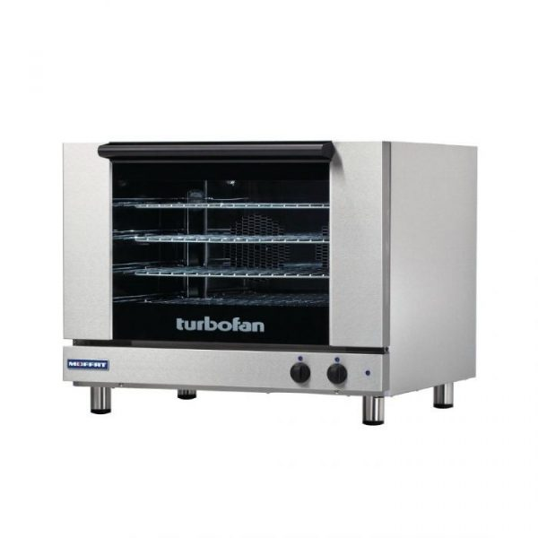 Blue Seal Turbofan E28M4 Manual Electric Convection Oven