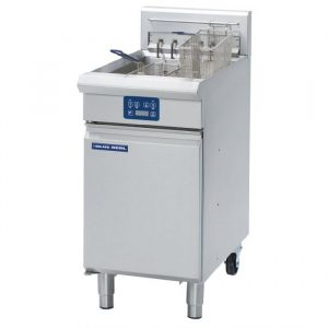 Blue Seal E43E Evolution Series Vee Ray Single Pan Electric Fryer