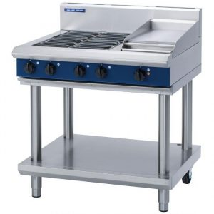 Blue Seal E516C-LS Evolution Series Electric Cooktop 13kw Leg Stand