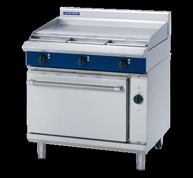 Blue Seal E56A Evolution Series Electric Range Convection Oven