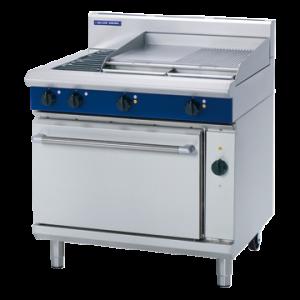 Blue Seal E56B Evolution Series Electric Range Convection Oven