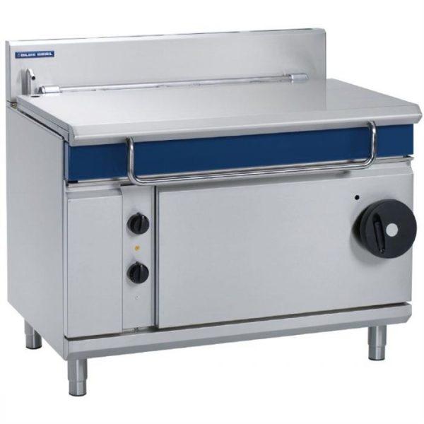 Blue Seal Evolution Series G580-12E Gas Tilting 120 Litre Bratt Pan