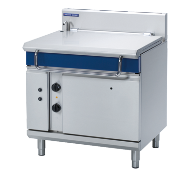 Blue Seal E580-8 Evolution Series Electric Tilting 80 Litre Bratt Pan 12kw