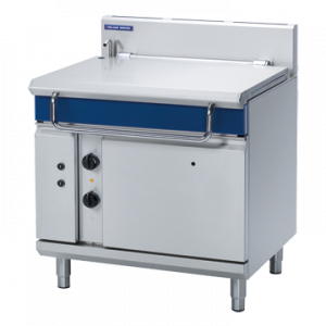 Blue Seal E580-8E Evolution Series Electric Tilting 80 Litre Bratt Pan 12kw