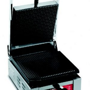 Sirman Elio Single Ribbed Contact Grill-0