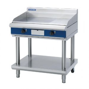 Blue Seal Evolution Series EP516-LS Electric Griddle Leg Stand 12kw