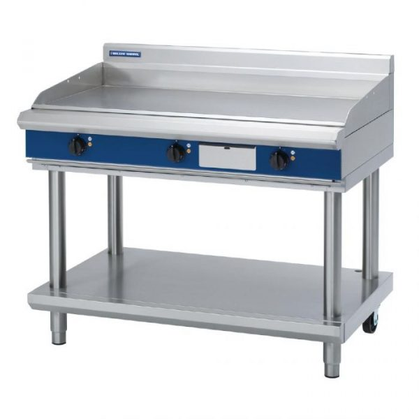 Blue Seal Evolution Series EP518-LS Electric Griddle Leg Stand 16.2kw