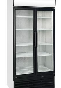 Tefcold FSC1000HP Hinged Glass Door Merchandiser
