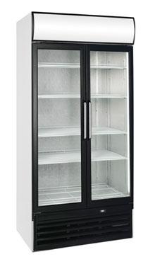 Tefcold FSC1000HP Hinged Glass Door Merchandiser