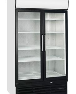 Tefcold FSC1200HP Hinged Glass Door Merchandiser