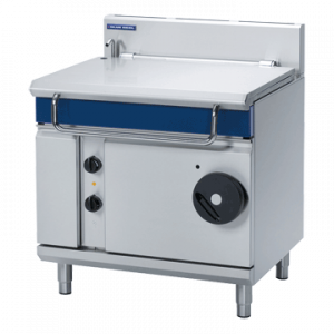 Blue Seal Evolution Series G580-8E Gas Tilting 80 Litre Bratt Pan