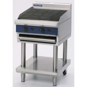 Blue Seal Evolution Series G594-LS Gas Chargrill