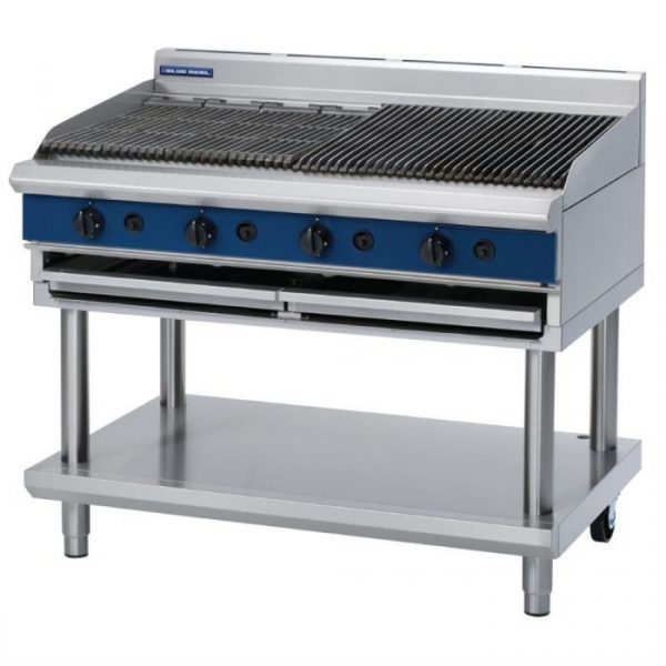Blue Seal Evolution Series G598-LS Gas Chargrill Leg Stand 39.1KW