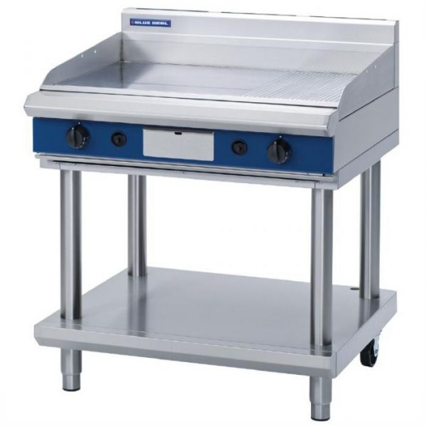 Blue Seal Evolution Series GP516-LS Gas Griddle Leg Stand 23kw