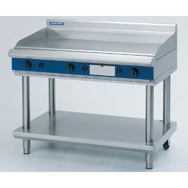 Blue Seal Evolution Series GP518-LS Gas Griddle Leg Stand 31kw