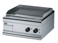 Lincat GS6/TFR Silverlink 600 Fully- Ribbed Griddle (Electric)-0