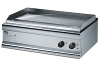 Lincat GS9 Silverlink 600 Machine Steel Plate Griddle (Electric)-0