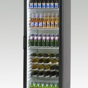 Autonumis RZC00001 Hi-Line Upright Single Door Bottle Cooler