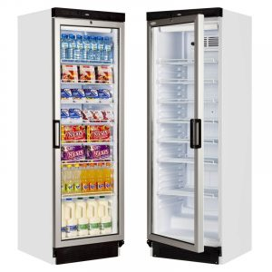 Tefcold FS1380B Display Fridge