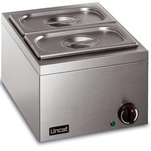 Lincat LBMW Bain Marie (Electric) 2 x 1/4 GN (Wet Heat)
