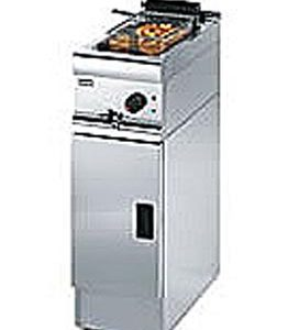 Lincat J6 Silverlink 600 Single Tank Fryers with 1 Basket-0