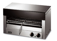 Lincat Lynx 400 LPC Infra-Red Pizzachef Grill with Rod Shelf-0