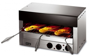 Lincat Lynx 400 LSC Superchef Infra-Red Grill with Rod Shelf & Spillage Pan-0