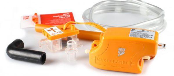 Aspen Maxi Orange Condensate Pump