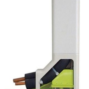 Aspen Mini Lime Condensate Pump (With 800mm Trunking)