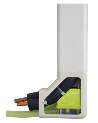 Aspen Maxi Lime Condensate Pump (With 800mm Trunking)
