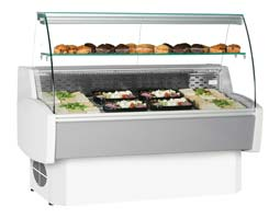 Frilixa PRIMA130 Slimline Serve Over Counter