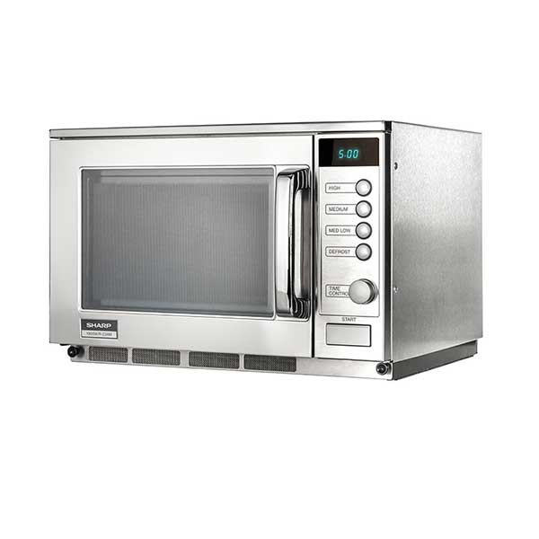 Sharp R23AMCPS1A Microwave Oven Inc CPS System