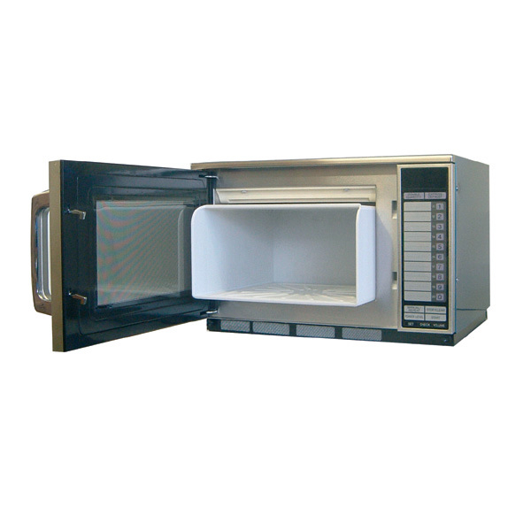 Sharp R24ATCPS1A Microwave Oven Inc CPS System
