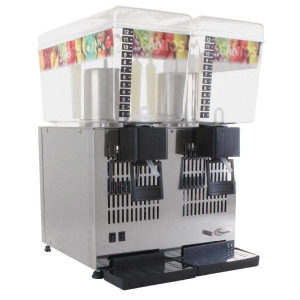 Santos K280 Cold Drinks Dispenser ( 2x12ltr)