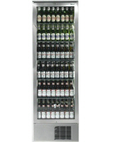 IMC TC60BS Single Glass Door Tall Bottle Cooler