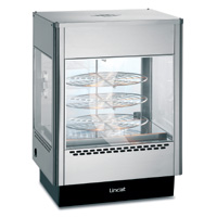 Lincat UM50 Seal Upright Pizza Warmer with rotating rack-0