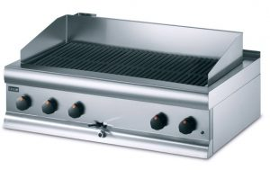 Lincat ECG9 Silverlink 600 Chargrill (Electric)-0